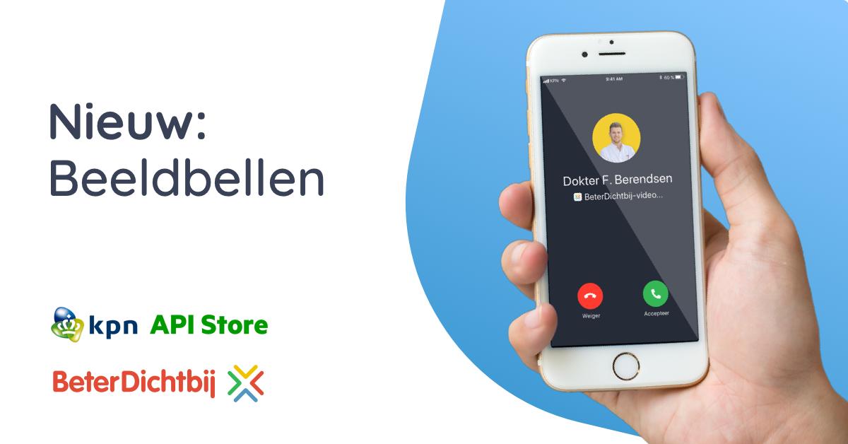 KPN en Beeldbellen_Beeldbellen